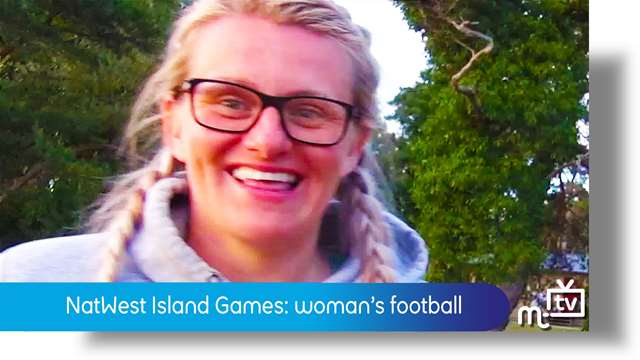 Preview of - NatWest Island Games: woman's football