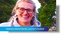 NatWest Island Games: woman's football