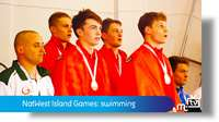 NatWest Island Games: swimming