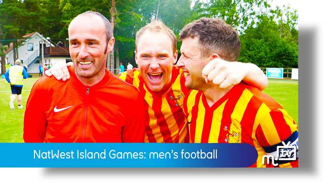 Preview of - NatWest Island Games: men's football