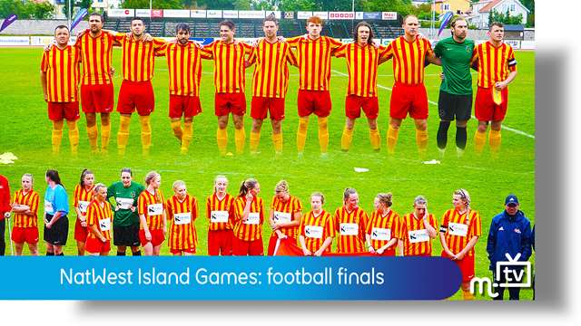 Preview of - Island Games: football finals