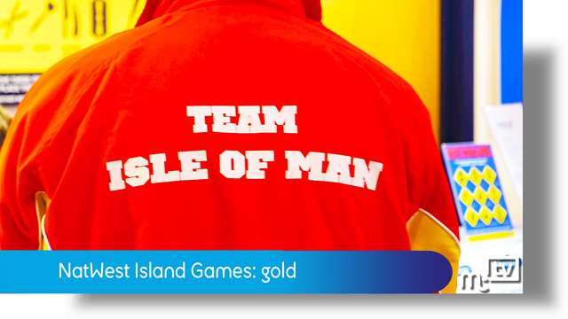 Preview of - NatWest Island Games: gold