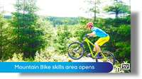 Mountain Bike skills area opens