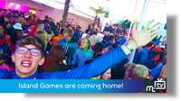 Island Games are coming home!