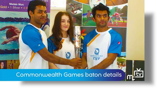 Preview of - The Queen's Baton Relay details