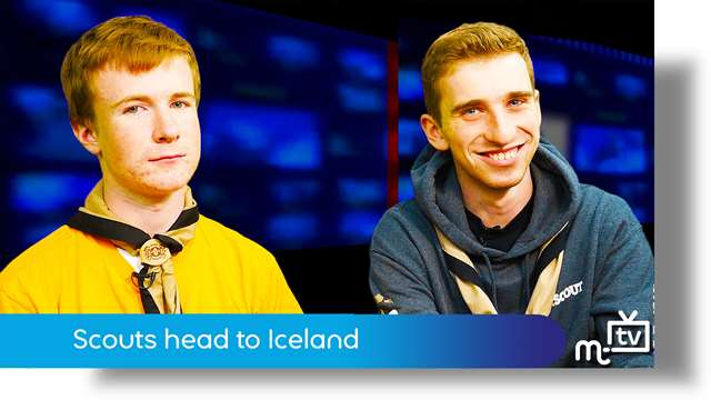 Preview of - Onchan explorer scouts head to Iceland