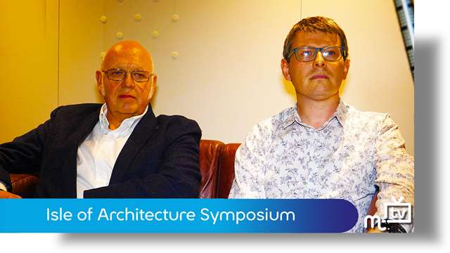 Preview of - Isle of Architecture Symposium