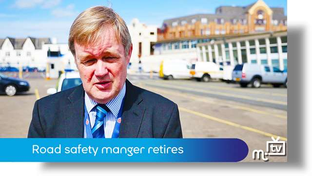 Preview of - Road safety manager retires
