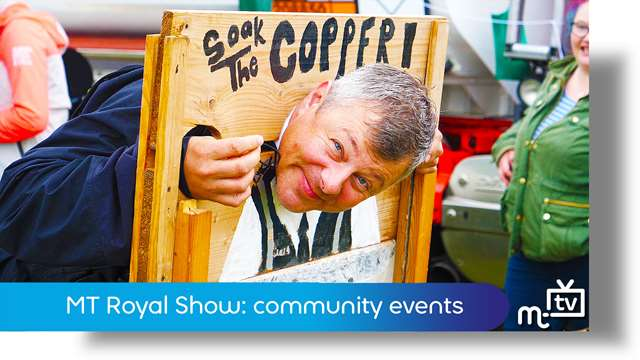 Preview of - MT Royal Show: community events