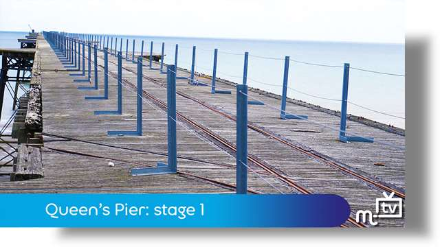 Preview of - Queen's pier stage one