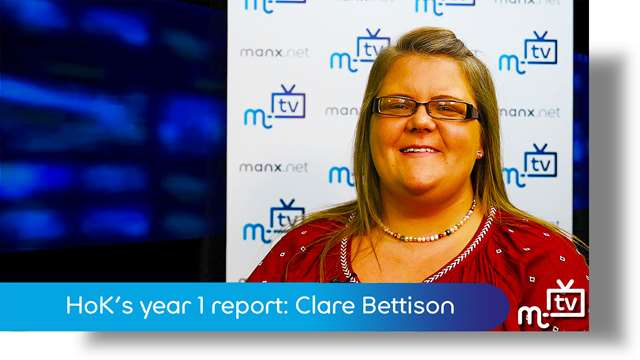 Preview of - Year 1 report: Clare Bettison