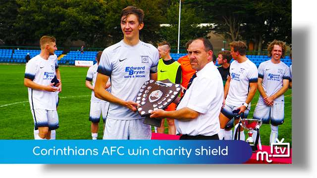 Preview of - Corinthians win Charity Shield