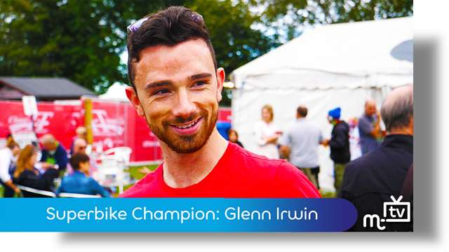 Preview of - Glenn Irwin: Festival of Motorcycling