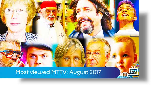 Preview of - Most viewed MTTV videos: August 2017