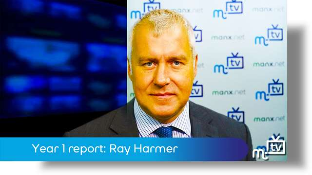 Preview of - Year 1 report: Ray Harmer