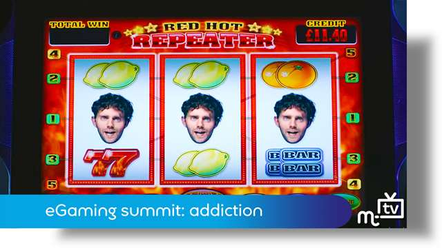 Preview of - eGaming Summit: addiction