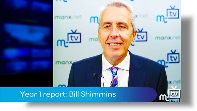 Preview of - Year 1 report: Bill Shimmins
