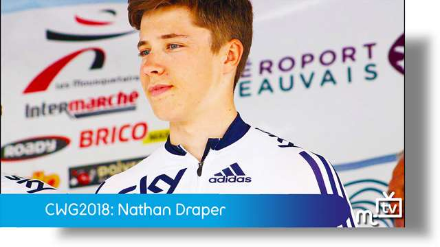 Preview of - CWG 2018: Nathan Draper