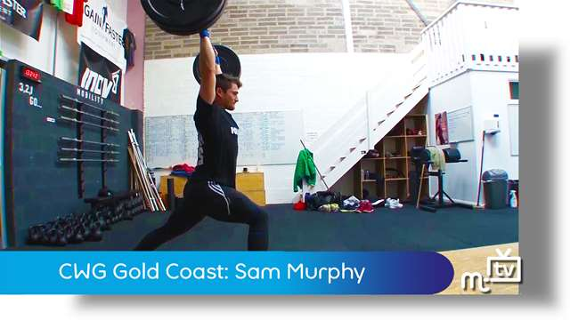 Preview of - CWG 2018: Sam Murphy