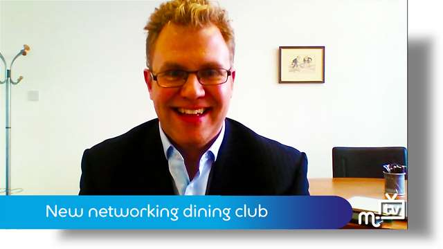 Preview of - New networking dining club