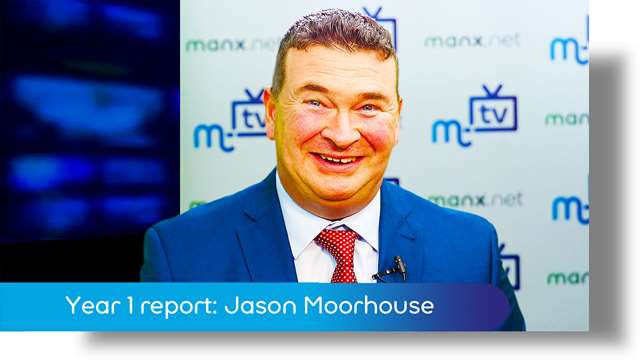 Preview of - Year 1 report: Jason Moorhouse