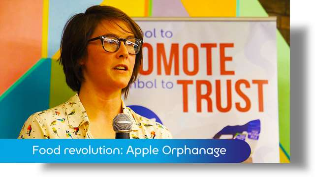 Preview of - Food revolution: Apple Orphanage