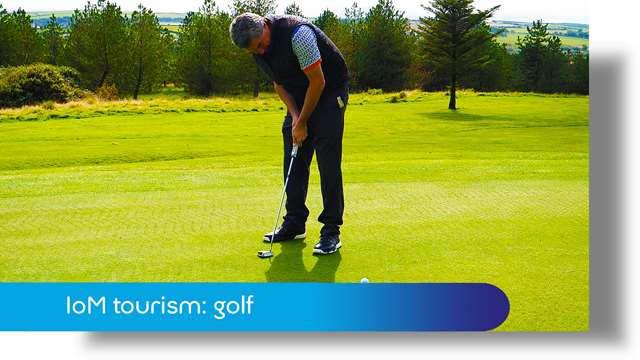 Preview of - Isle of Man tourism: golf