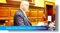 State of the Nation: Tynwald address