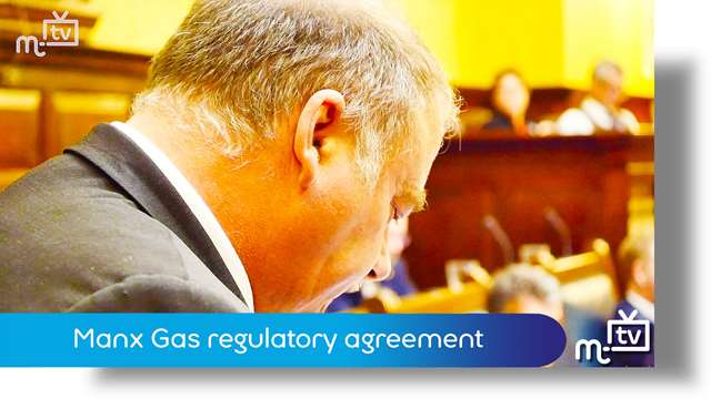 Preview of - Manx Gas regulatory agreement