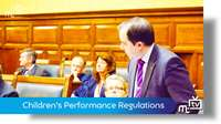 Children's Performance Regulations