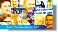 Most viewed MTTV videos in October