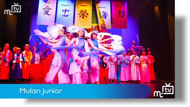 Preview of - Mulan junior