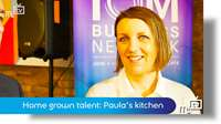 Home grown talent: Paula's kitchen
