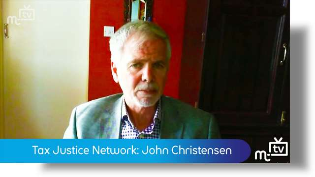 Preview of - Tax Justice Network: John Christensen