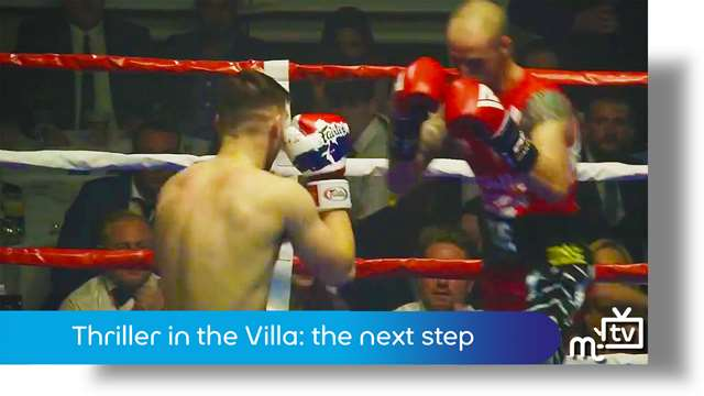 Preview of - Thriller in the Villa: the next step
