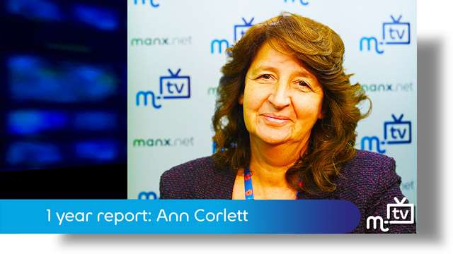 Preview of - Year 1 report: Ann Corlett