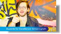 Awards for Excellence: Simon Lynch