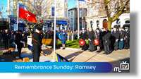Remembrance Sunday: Ramsey