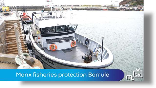 Preview of - Manx fisheries protection Barrule