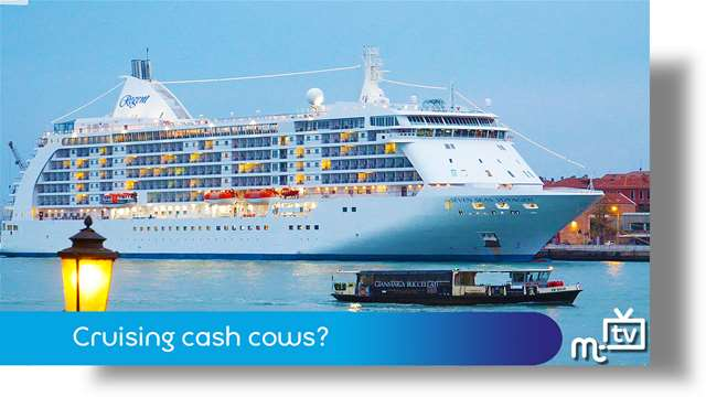 Preview of - Cruising Cash Cows?