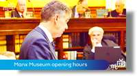 Manx Museum opening hours
