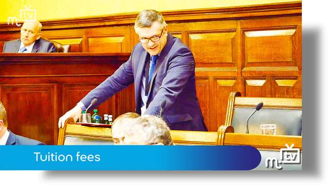 Preview of - Tuition fees