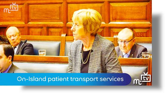Preview of - On-Island patient transport services