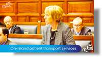On-Island patient transport services