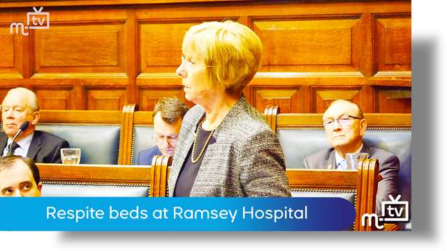 Preview of - Respite beds at Ramsey and District Cottage Hospital