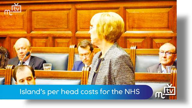 Preview of - Island's per head costs for the NHS