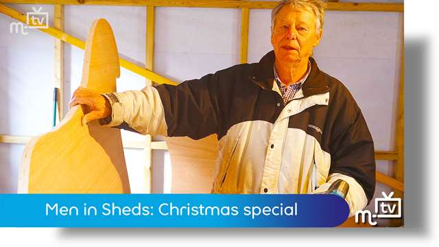 Preview of - Men in Sheds: Christmas special