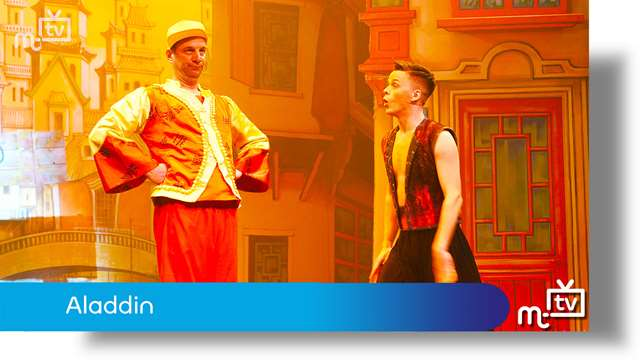 Preview of - Aladdin