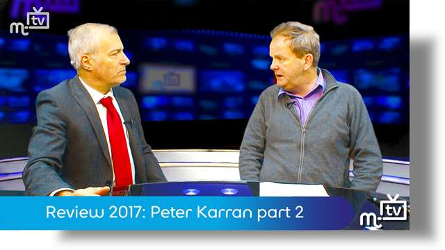 Preview of - Review 2017: Peter Karran part 2