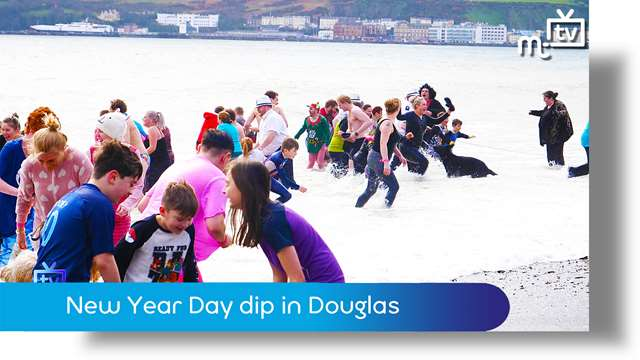 Preview of - Douglas New Years Day dip